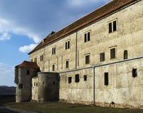 城堡Kounice 免版税库存图片