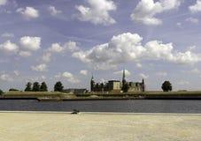 城堡kronborg 免版税库存照片