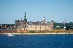 城堡kronborg 库存照片