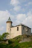 城堡Kutn� hora 图库摄影