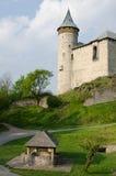 城堡Kutna hora 库存图片