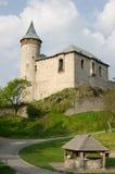 城堡Kutna hora 免版税库存图片