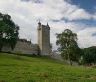 城堡lucerna 免版税库存照片