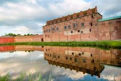 城堡Malmohus,瑞典 库存照片
