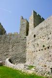 城堡manasija 库存照片