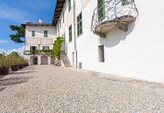 城堡Masino;山麓;意大利;都灵, 免版税库存照片