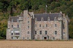 城堡Menzies 库存照片