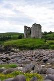 城堡minard 库存照片