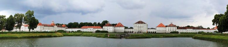 城堡Nymphenburg,慕尼黑 免版税库存照片