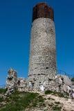 城堡olsztyn 免版税图库摄影