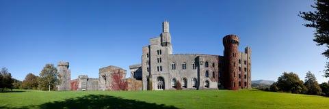 城堡penrhyn 图库摄影