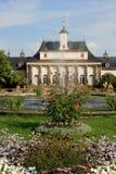 城堡pillnitz 免版税库存照片
