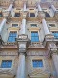 城堡Plumlov 免版税库存照片