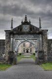 城堡portumna 免版税库存图片