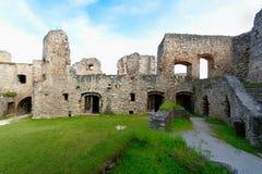城堡Rabi 免版税库存图片