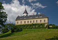 城堡Radun 免版税库存照片