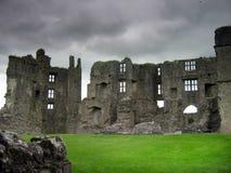 城堡roscommon 免版税库存照片