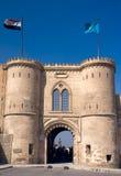城堡saladin 免版税库存图片