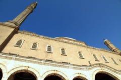城堡Saladin El开罗埃及 库存照片