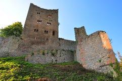 城堡schauenburg 免版税库存照片