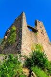 城堡schauenburg 免版税图库摄影