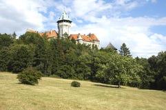 城堡smolenice 图库摄影
