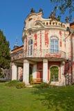 城堡Steknik 免版税库存图片
