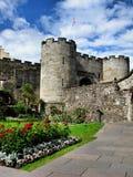 城堡stirling 免版税库存照片