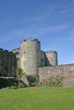 城堡stirling 图库摄影