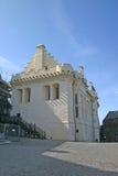 城堡stirling 库存图片