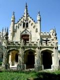 城堡sturdza 免版税图库摄影