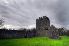 城堡tha 免版税库存照片
