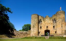 城堡tonbridge 免版税库存图片