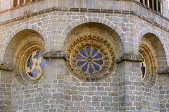 城堡Trebic 库存照片