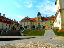 城堡Valtitse 库存图片