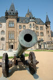 城堡weinergerode 免版税图库摄影