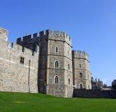 城堡windsor 免版税图库摄影