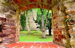 城堡Zvikov 库存照片