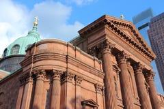 费城大教堂 库存图片