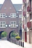 城市's斯海尔托亨博斯,荷兰 免版税库存照片