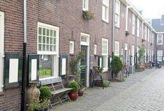 城市's斯海尔托亨博斯,荷兰 图库摄影