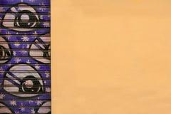 城市五颜六色的被绘的街道都市墙壁 免版税库存图片