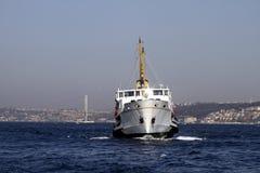 城市伊斯坦布尔 免版税库存照片