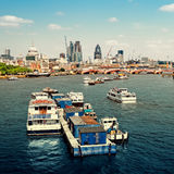 城市伦敦 库存照片