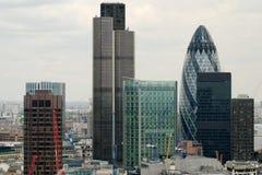 城市伦敦 免版税库存图片