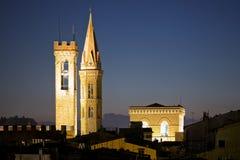 城市佛罗伦萨 库存照片