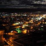 城市俯视 免版税库存照片