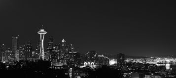 城市光 免版税图库摄影
