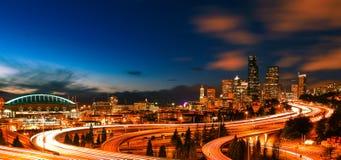 城市光 免版税库存图片