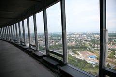 城市全景 免版税库存图片